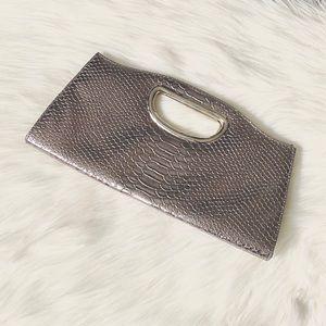 (🌸2/$25🌸) Metallic Clutch